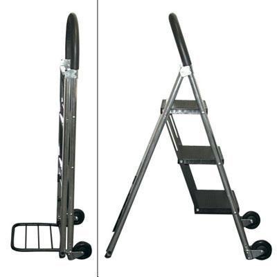 Cts 3 Step Ladder & Hand Cart