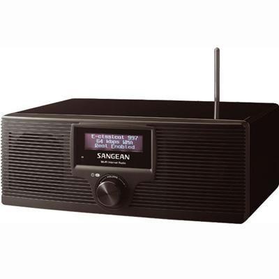 Wi-fi Internet Radio And Media